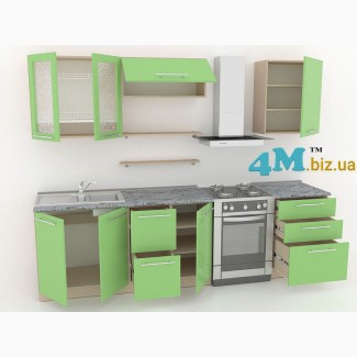 Кухня, мебель от производителя на заказ - дизайн, доставка, установка