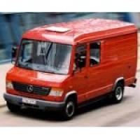 Запчасти Mercedes VARIO 612-814 б/у, новые