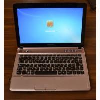 Компактный игровой ноутбук Lenovo Z360
