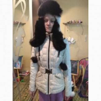 Пуховик куртка - трансформер 400 грн