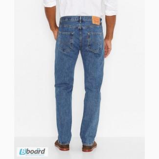 Джинсы Levis 501 Original Fit Jeans - Medium Stonewash (США)