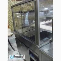 Линия раздачи б/у Metos мармиты тепловые и холодильные