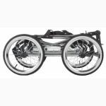 Продам отличную польскую коляску 2 в 1 Adamex Katrina