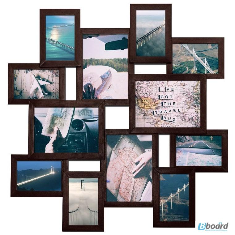 Рамки и коллаж для фотографий своими руками