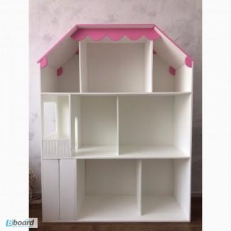 Домик для кукол/Игрушечный домик/Домик для Барби