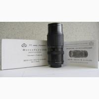 Продам объектив ZOOM ГРАНИТ-11 M 4, 5/80-200 на М.42-ЗЕНИТ, PRACTICA.Новый