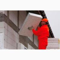 Робота в Польщі на будові, монтаж систем утеплення житлових будинків
