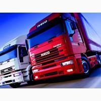 Водитель международного грузового транспорта (Чехия)