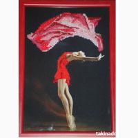 Картина Окрилена танцем