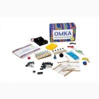 Электронный конструктор «ОМКА» – это набор компонентов для сбора электронных устройств