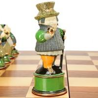 Шахматы большие, деревянные предлагаю