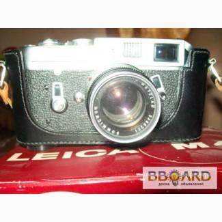 Leica M4 (1.6.1970)