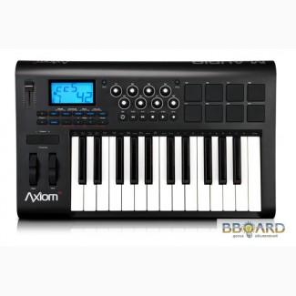 Миди клавиатура M-audio axiom 25 MKII цена 2214