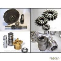 Изготовление деталей из металла на заказ. Серийное производство