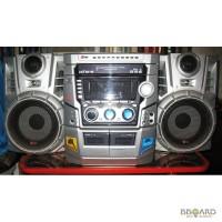 Продам Музыкальный центр + КАРАОКЕ LG LM-K2930