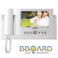 Продажа и монтаж видеодомофонов и систем контроля доступа в Днепропетровске