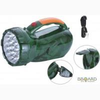 Светодиодные аккумуляторные фонари – со скидкой 35%