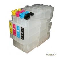 Перезаправляемые (ПЗК, СНПЧ) картриджи для гелевых принтеров GC21