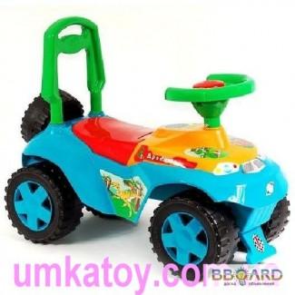 Машинка каталка Дракоша от украинского производителя ORION