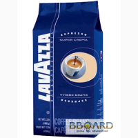 Кофе оптом Lavazza Qualita Rossa