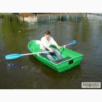 Стеклопластиковая гребная лодка «Малютка»