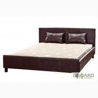Двуспальная кровать с матрасом Верона