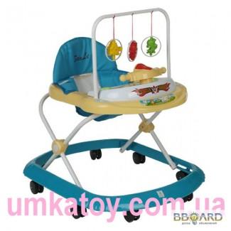 Продаем детские ходунки SL-АА-2 - яркие и красочные
