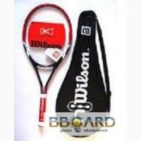 Теннисная ракетка Wilson Модель K factor