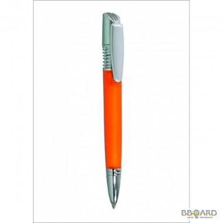 Ручки пластиковые эконом-сегмента с логотипом фирмы! Промо-ручки!