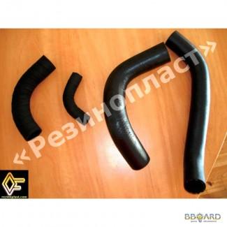 Патрубки систем охлаждения, рукава напорные, шланги резиновые поливочные - РТИ
