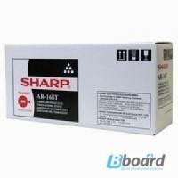 AR-168T Тонер-картридж новый в упаковке для копиров SHARP