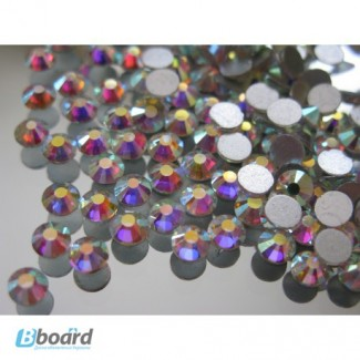 Стразы ss20 crystal AB стекло, 1440шт. (4, 6-4, 8мм)
