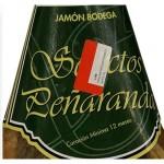 Хамон Bodega SELECTOS PENARANDA (12меcяцев выдержка) Испания