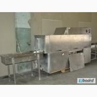 Тонельная посудомоечная машина Metos б/у