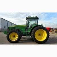 2005 г/7373 м.ч. John Deere 8530 состояние нового трактора! из США купить Украина