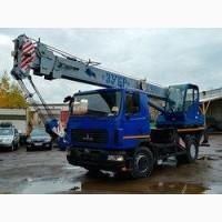Продажа новых автокранов КС-3579-С-02 Машека 15 тонн, 21 метр