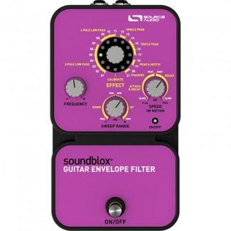 Гитарная педаль эффектов Source Audio SA127