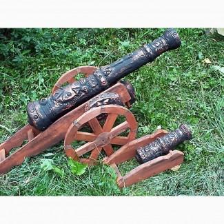 Старовинна гармата
