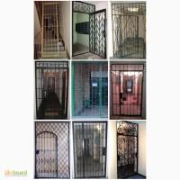 Решетчатые двери и перегородки - от 3550 грн