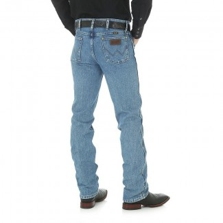 Оригинальные джинсы Wrangler 36MWZ - цвет: Stonewashed