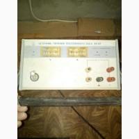 Источник питания Б5-47, постоянного тока. б/у. -1шт. 1550грн