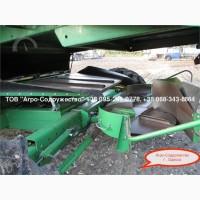 Из США - б/у Комбайн Зерновой JOHN DEERE 9600