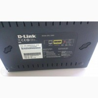 WI-FI модем D-Link DSL-2680 Wireless N150 ADSL2+ Home Router