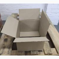 Коробка гофракартонная б/у