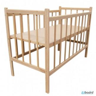 Кроватка КФ (с опусканием)