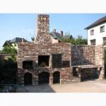 Будівництво мангалів, барбекю, камінів, печей, коминів