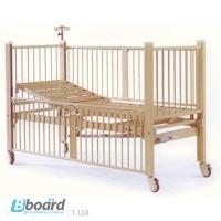 Кровать детская 2 секционная HCB-K3031