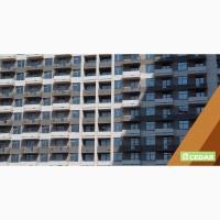 Вентилируемые фасады из фиброцементных плит Cedar