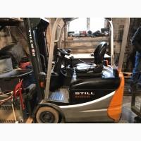 Продам электропогрузчик STILL RX50-10 по доступной цене