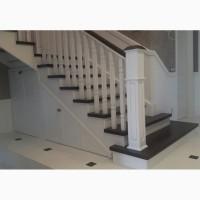 Деревянные лестницы Клобук, под ключ. Дизайн, изготовление, монтаж